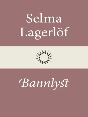 cover image of Bannlyst