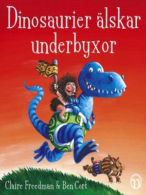 cover image of Underbyxor-serien