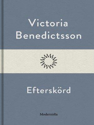 cover image of Efterskörd