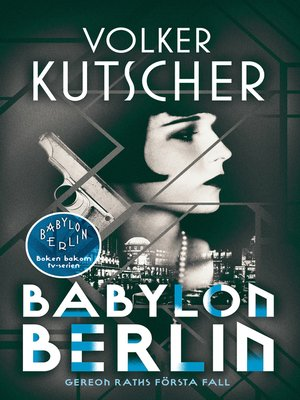 cover image of Babylon Berlin