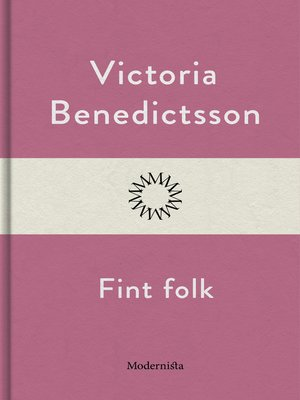 cover image of Fint folk