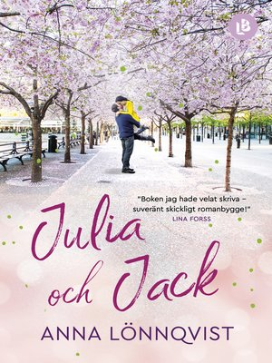 cover image of Julia och Jack