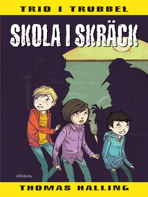 cover image of Skola i skräck