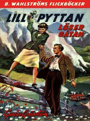 cover image of Pyttan 9--Lill-pyttan löser gåtan
