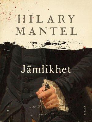 cover image of Jämlikhet