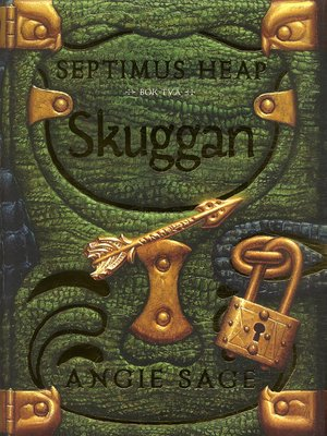 cover image of Septimus Heap 2--Skuggan