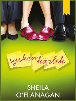 cover image of Syskonkärlek