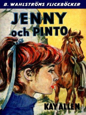 cover image of Jenny 4--Jenny och Pinto