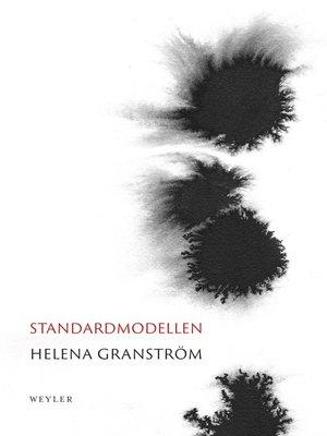 cover image of Standardmodellen