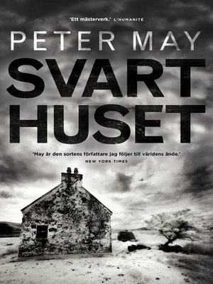 cover image of Svarthuset