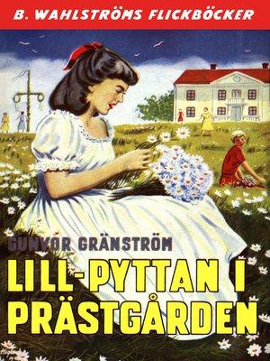 cover image of Pyttan 8--Lill-pyttan i prästgården