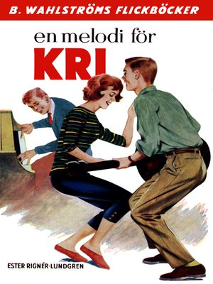 cover image of Kri 5--En melodi för Kri