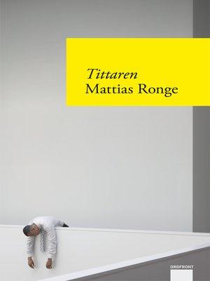 cover image of Tittaren