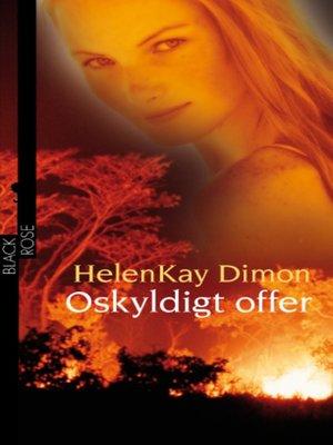 cover image of Oskyldigt offer