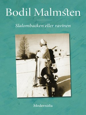 cover image of Slalombacken eller ravinen