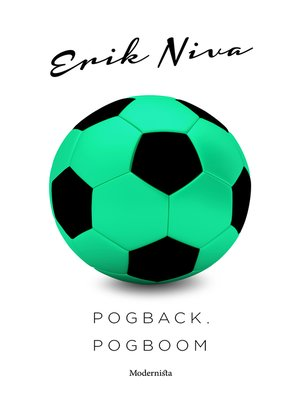 cover image of Pogback, Pogboom