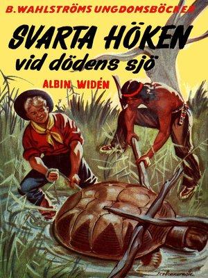 cover image of Svarta Höken 5--Svarta Höken vid Dödens sjö