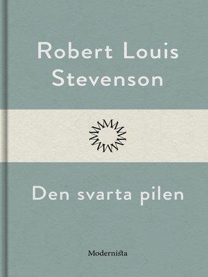 cover image of Den svarta pilen