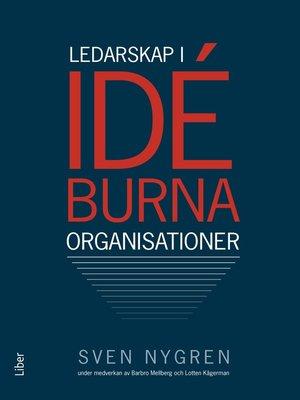 cover image of Ledarskap i idéburna organisationer