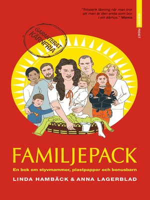 cover image of Familjepack