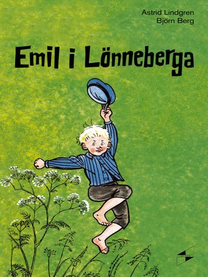 cover image of Emil i Lönneberga