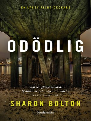 cover image of Odödlig (Lacey Flint del 3)