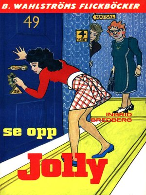 cover image of Jolly 4--Se opp, Jolly