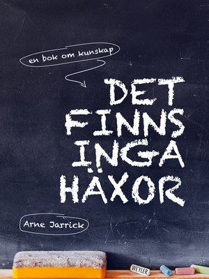 cover image of Det finns inga häxor