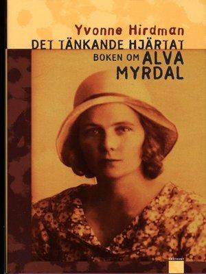 cover image of Det tänkande hjärtat
