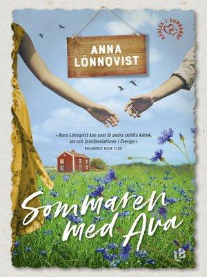 cover image of Sommaren med Ava