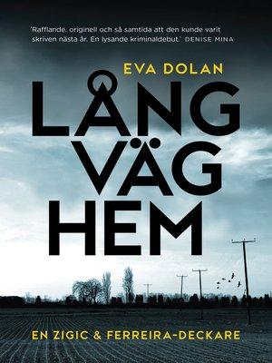 cover image of Lång väg hem