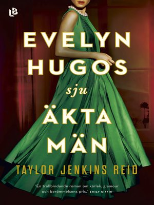 cover image of Evelyn Hugos sju äkta män