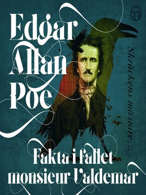 cover image of Fakta i fallet monsieur Valdemar
