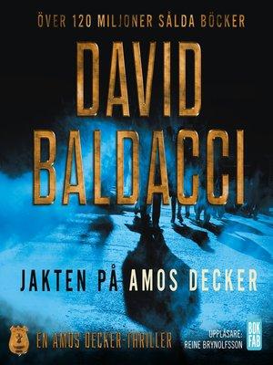 cover image of Jakten på Amos Decker