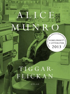 cover image of Tiggarflickan