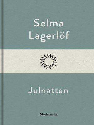 cover image of Julnatten