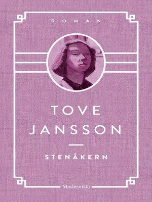 cover image of Stenåkern