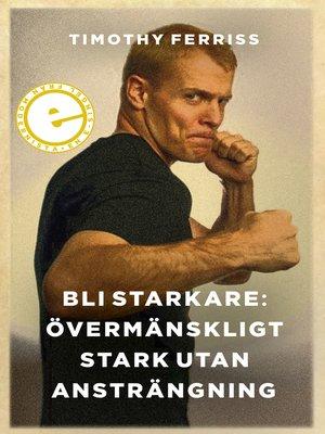 cover image of Bli starkare