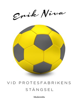 cover image of Vid protesfabrikens stängsel