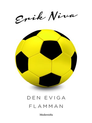 cover image of Den eviga flamman