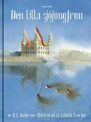 cover image of Den lilla sjöjungfrun