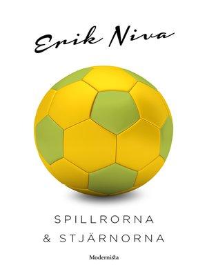 cover image of Spillrorna och stjärnorna
