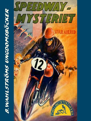 cover image of Tvillingdetektiverna 5--Speedway-mysteriet