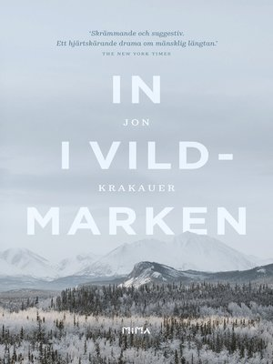 cover image of In i vildmarken