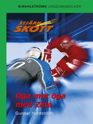 cover image of Stjärnskott 11--Öga mot öga med Zäta