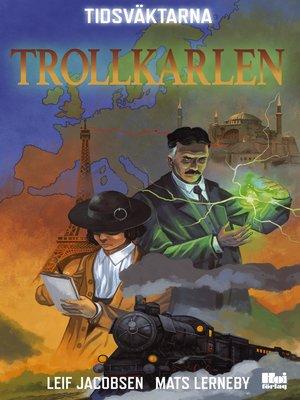 cover image of Trollkarlen