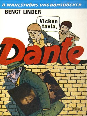 cover image of Dante 8--Vicken tavla, Dante!