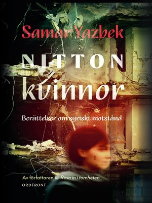 cover image of Nitton kvinnor