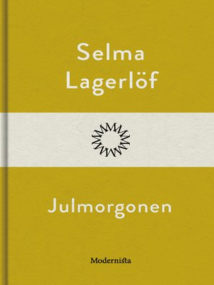 cover image of Julmorgonen