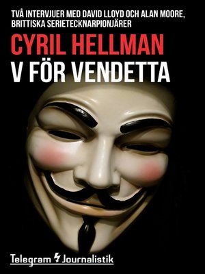 cover image of V för Vendetta